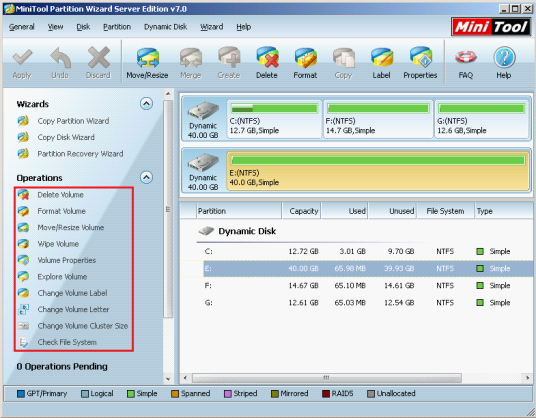 Free download partition magic